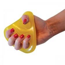 Power Web Flex Grip - Hand Exerciser Light Yellow