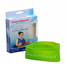Sanctband Loop Band 13 inch Lime Green - Medium