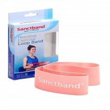 Sanctband Loop Band 13 inch Peach - Extra Light