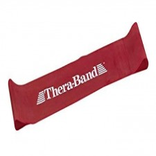 Therband Loop Band Red