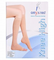 Onyx Neo Medical Compression Stockings Knee High for Varicose Veins