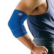 LP Tennis Elbow Support with Strap - XL