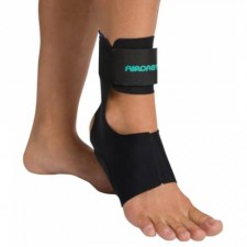 Aircast AirHeel Ankle Brace Medium Shoe Size 7.5 to 11