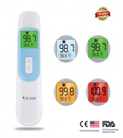 Dr Odin Infrared Thermometer FDA Approved with 1 year warranty