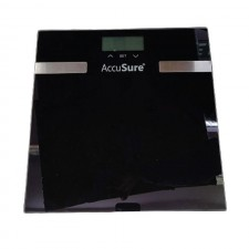 Accusure f56 Body Fat Analyzer with Weight, BMI, Body Fat Index